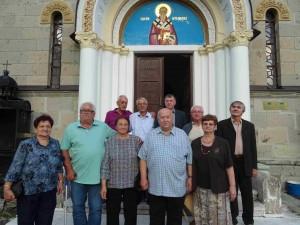Фото: Митко Спироски, Лешочки манастир, 26 Август 2016, Средба на Генерацијата 1949/50 од Лешок