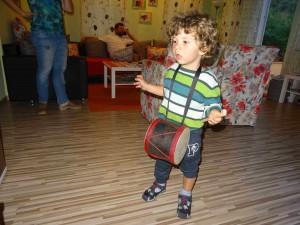 Мојот внук Стефан