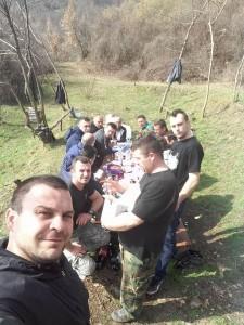 Празнување на Прочка -2017 на Лешочко кале