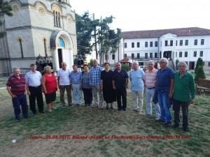 foto:Mitko Spiroski, Lesok,26.08.2017, Vtora sredba na generacijata ucenici 1949/50 od Lesok, Macedonia